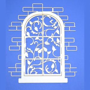 חיתוכי צ'יפבורד ארכיטקטורה